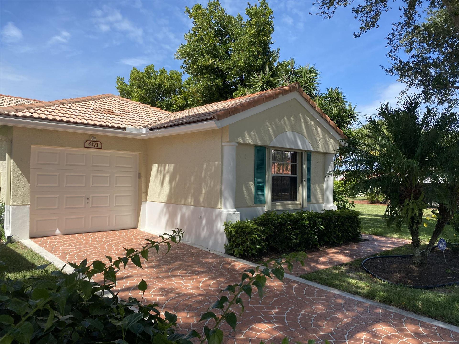 6171 Floral Lakes Drive, Delray Beach, FL 33484 - MLS#: RX-10741592