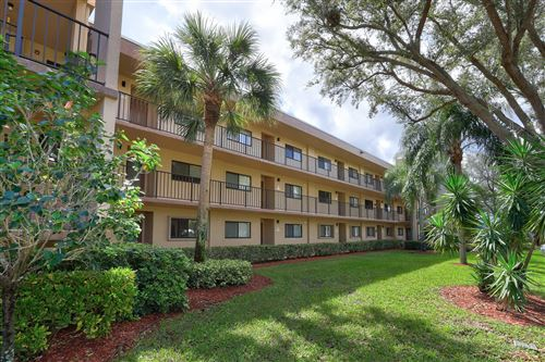 Photo of 15324 Lakes Of Delray Boulevard #312, Delray Beach, FL 33484 (MLS # RX-10601593)