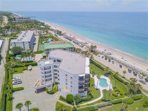 Photo of 4101 Ocean Drive #4a, Vero Beach, FL 32963 (MLS # RX-10712593)