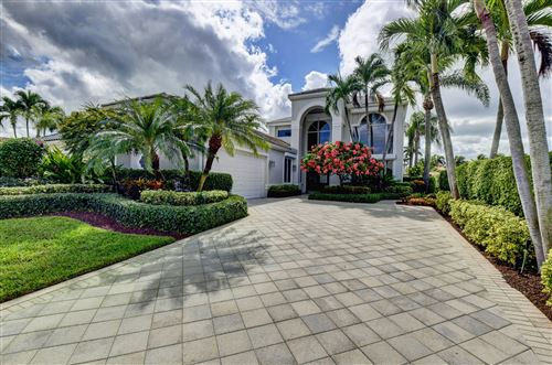 Photo of 3500 NW Clubside Circle, Boca Raton, FL 33496 (MLS # RX-10754593)