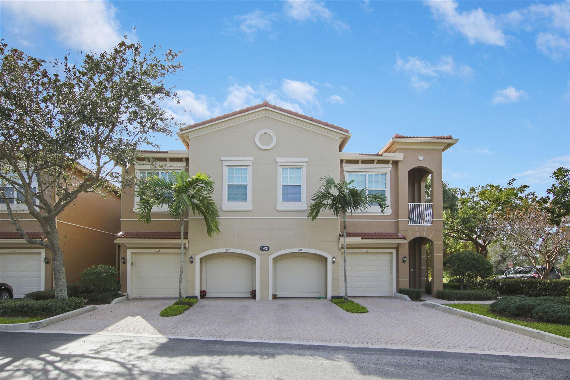Photo of 4931 Bonsai Circle #201, Palm Beach Gardens, FL 33418 (MLS # RX-10685593)