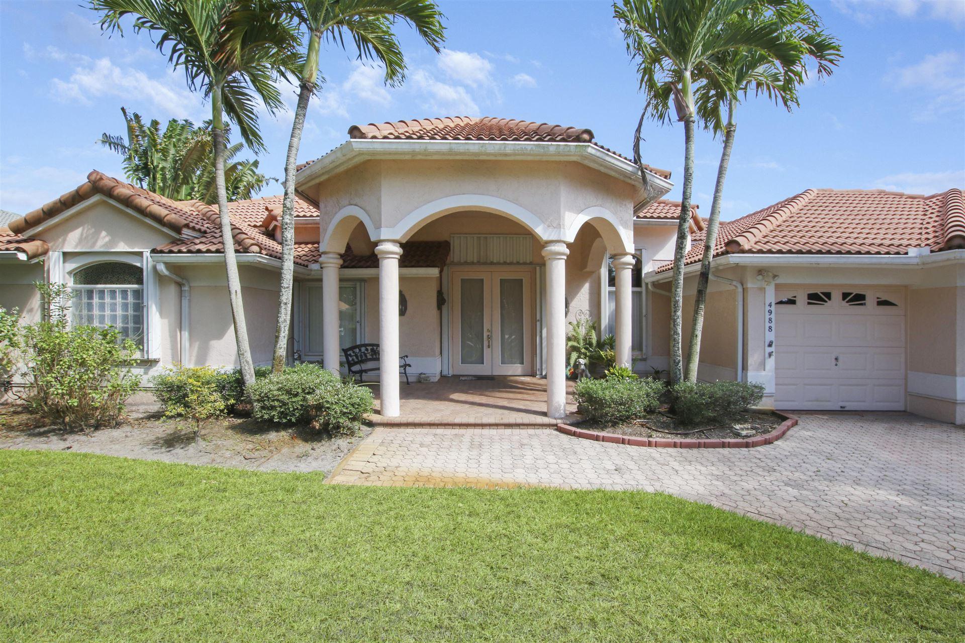 4988 SW Hammock Creek Drive, Palm City, FL 34990 - MLS#: RX-10718593