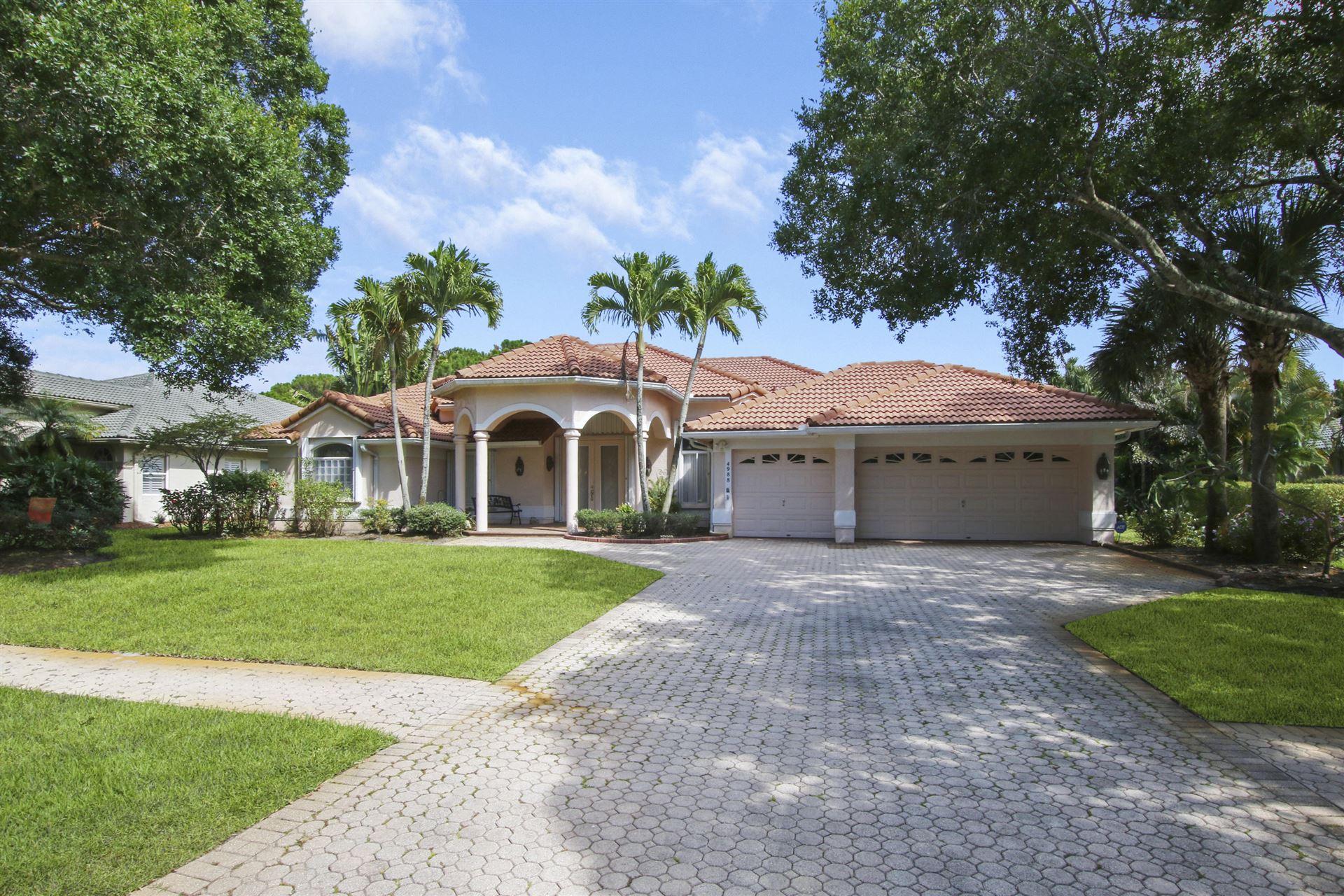 Photo of 4988 SW Hammock Creek Drive, Palm City, FL 34990 (MLS # RX-10718593)