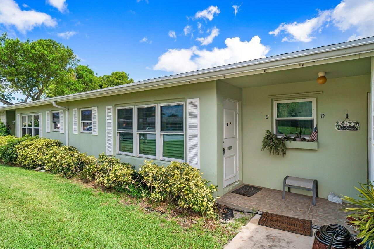290 N High Point Boulevard #C, Boynton Beach, FL 33435 - MLS#: RX-10728593