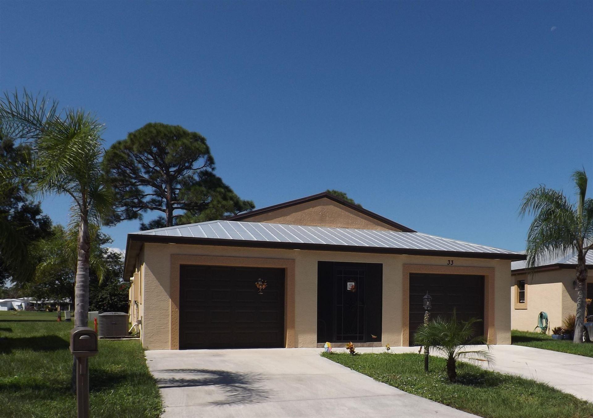 33 Las Casitas, Fort Pierce, FL 34951 - MLS#: RX-10749593