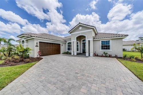 Photo of 3145 Berkley Square Way, Vero Beach, FL 32966 (MLS # RX-10634594)