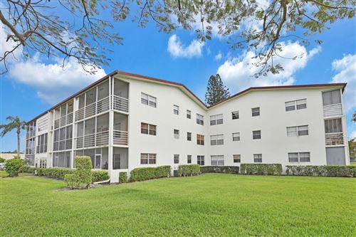 Photo of 501 Fanshaw L, Boca Raton, FL 33434 (MLS # RX-10714594)