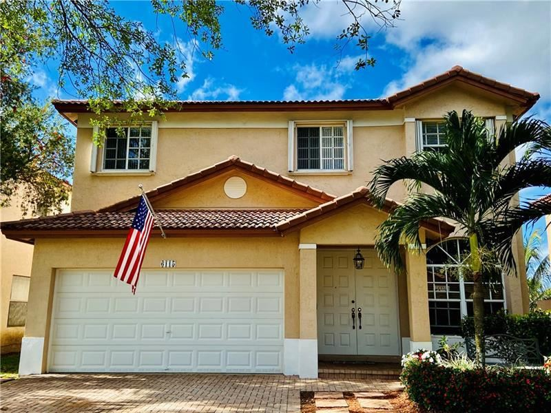 6115 NW 41st Drive, Coral Springs, FL 33067 - #: RX-10633594