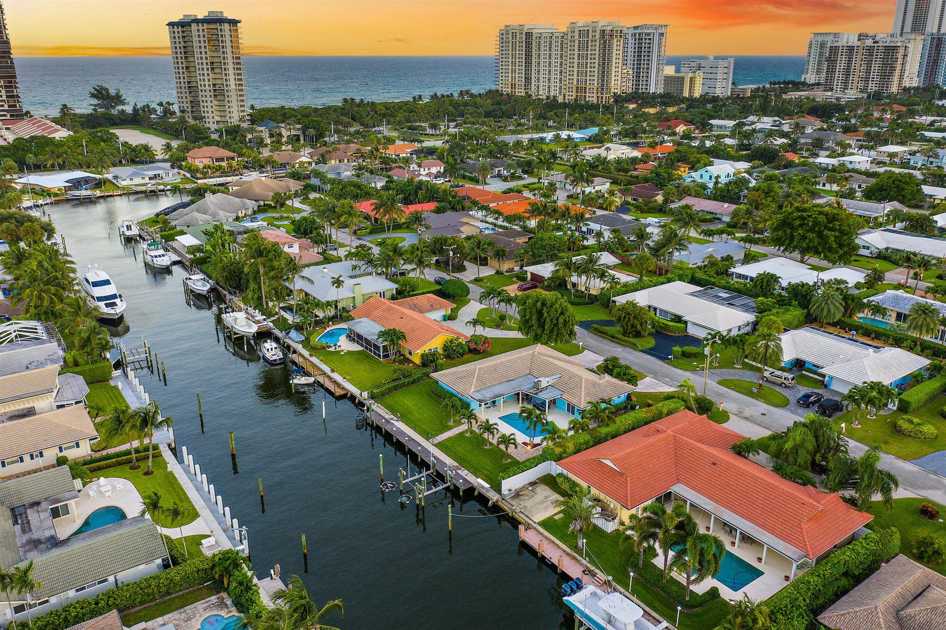 Photo of 1200 Fairview Lane, Singer Island, FL 33404 (MLS # RX-10668594)