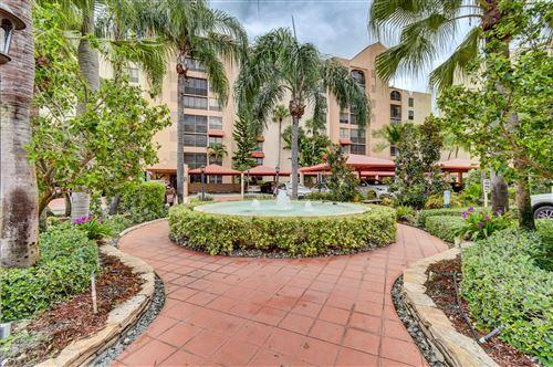 Photo of 7217 Promenade Drive #702, Boca Raton, FL 33433 (MLS # RX-10670595)