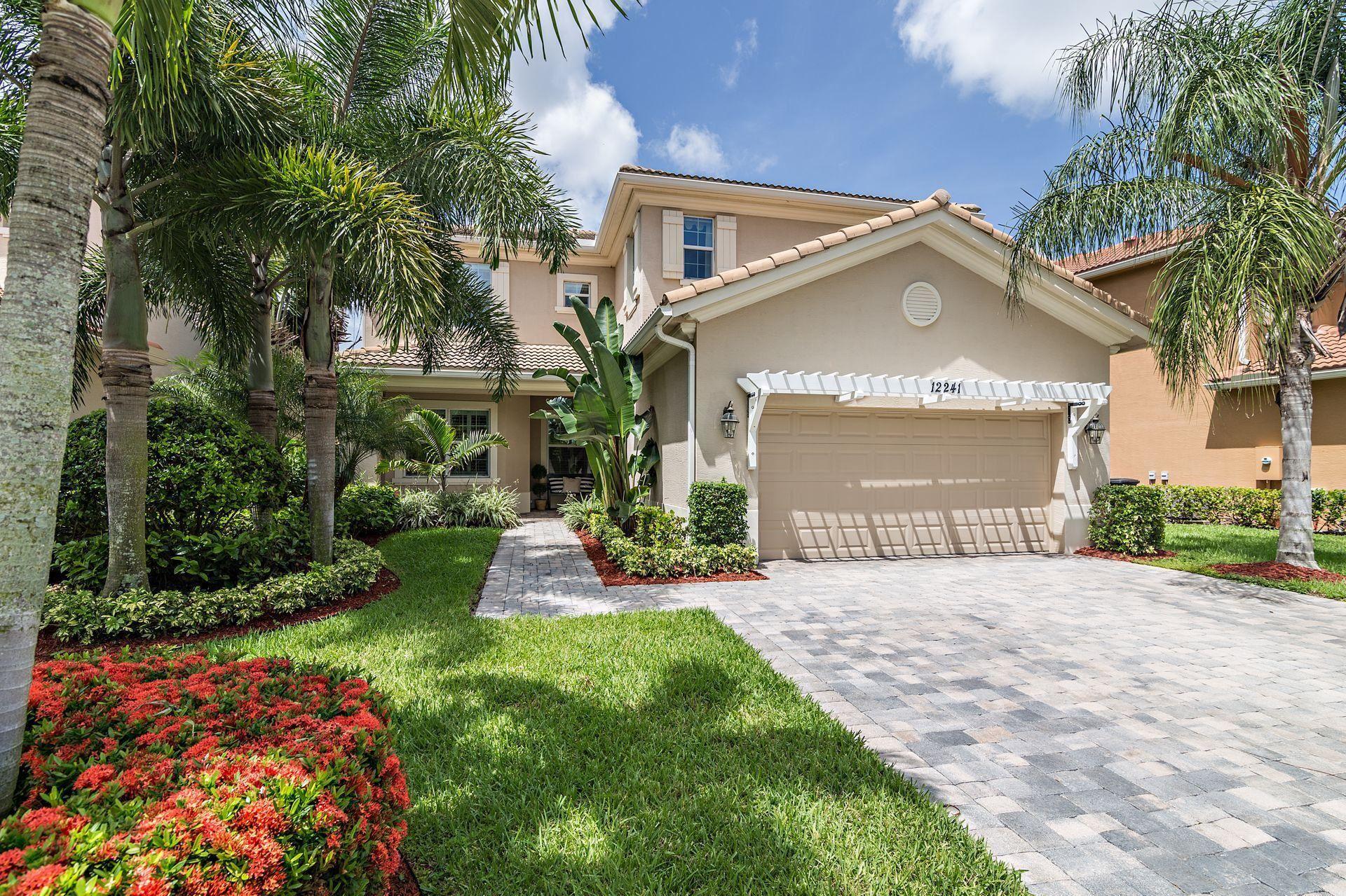 12241 Aviles Circle, Palm Beach Gardens, FL 33418 - #: RX-10637595
