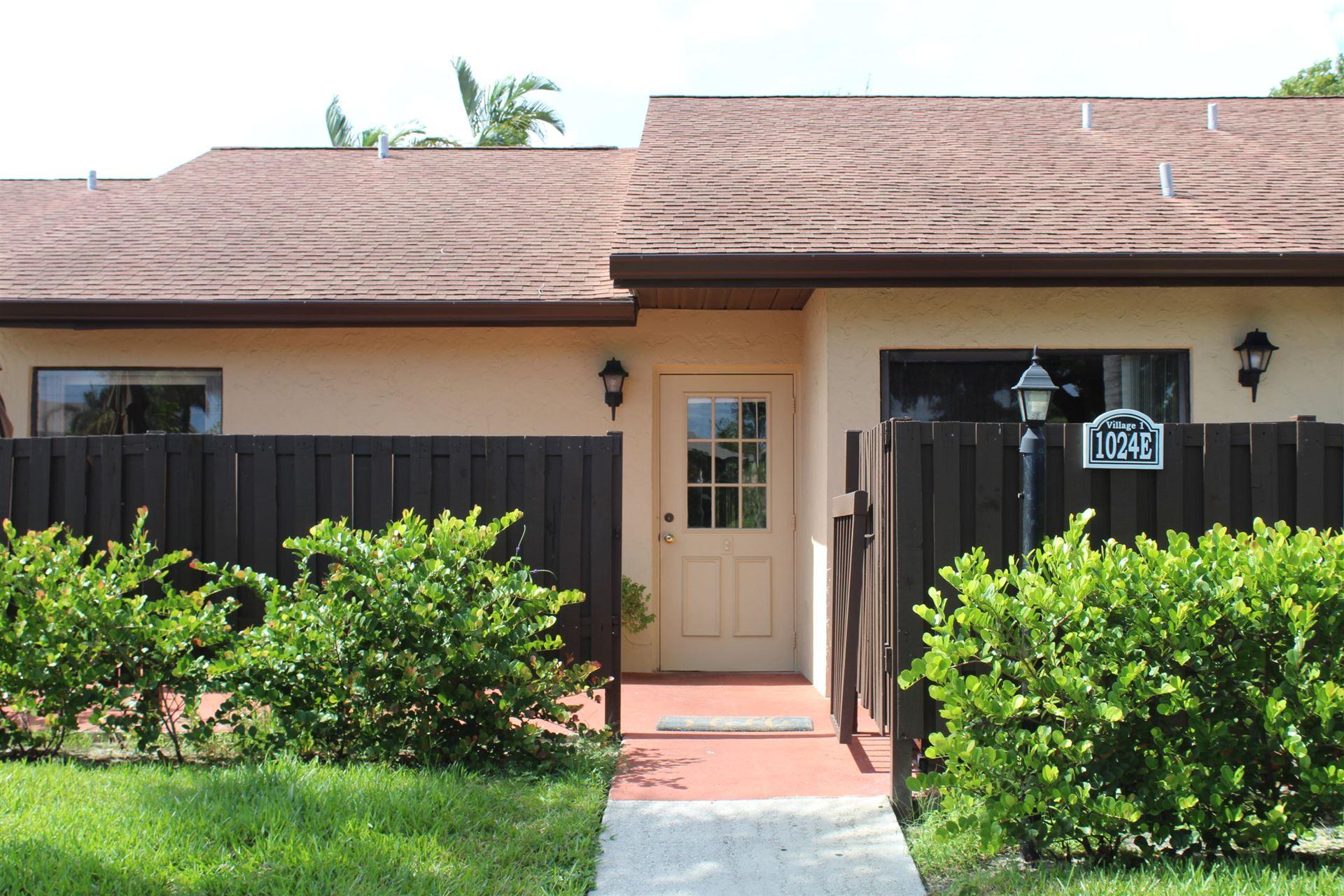 1024 Green Pine Boulevard #E, West Palm Beach, FL 33409 - #: RX-10662595