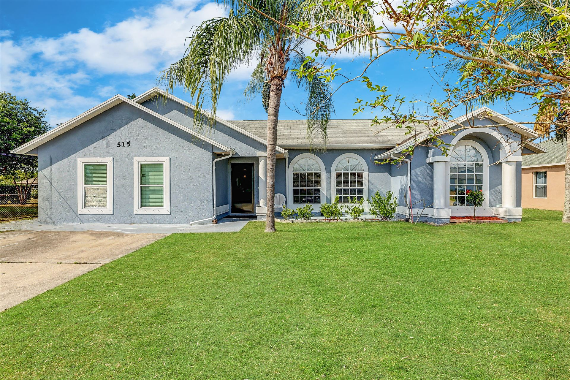 515 SW Jeanne Avenue, Port Saint Lucie, FL 34953 - MLS#: RX-10702595