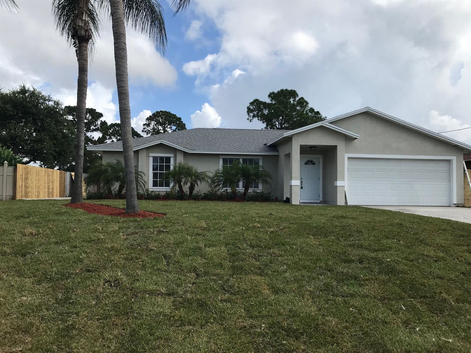 2589 SW Barber Lane, Port Saint Lucie, FL 34984 - MLS#: RX-10721595