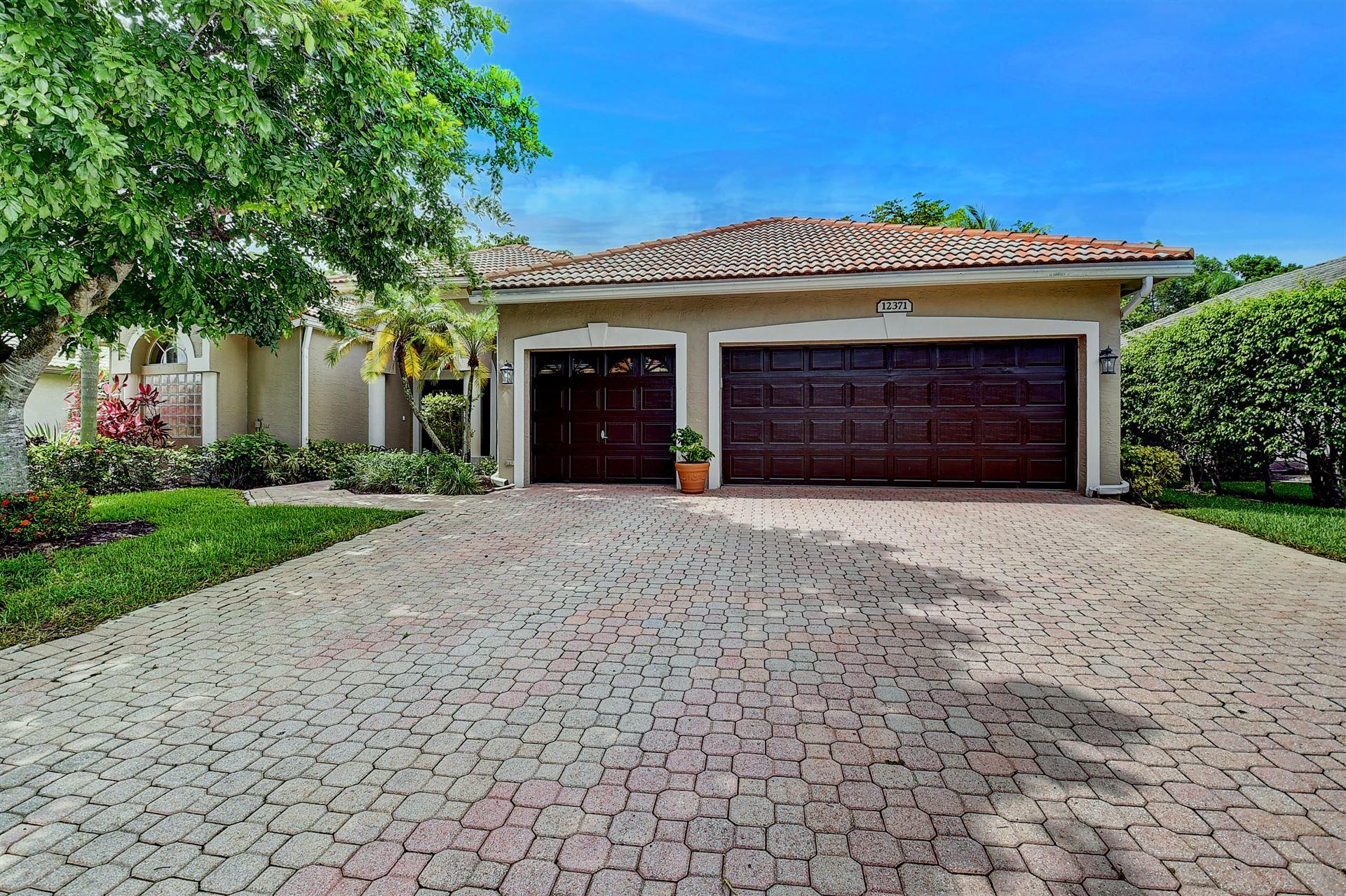 12371 Clearfalls Drive S, Boca Raton, FL 33428 - MLS#: RX-10730595