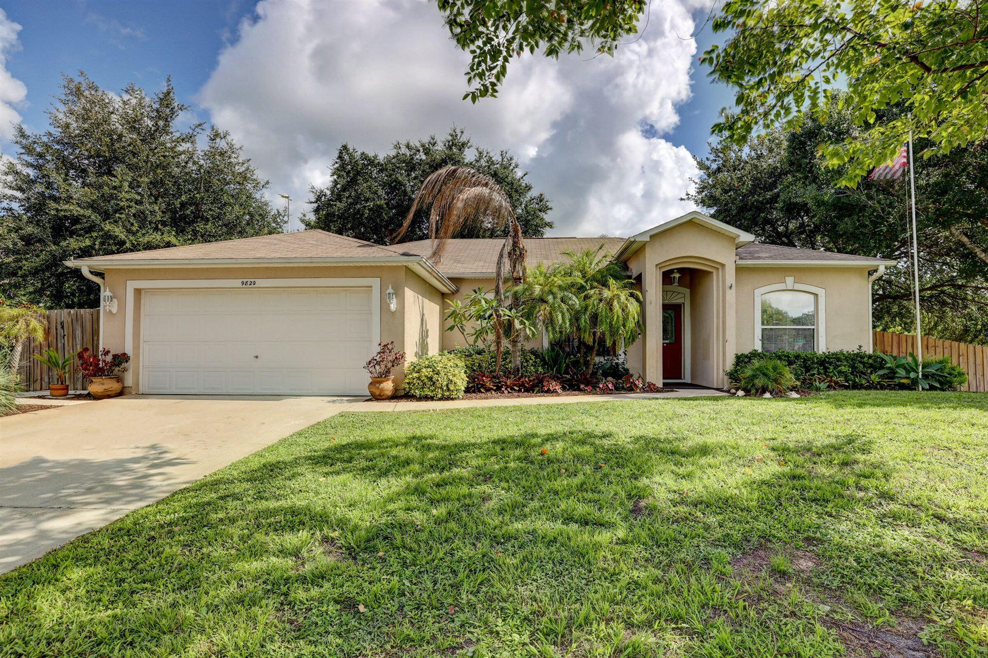 9820 84th Street, Vero Beach, FL 32967 - MLS#: RX-10732595