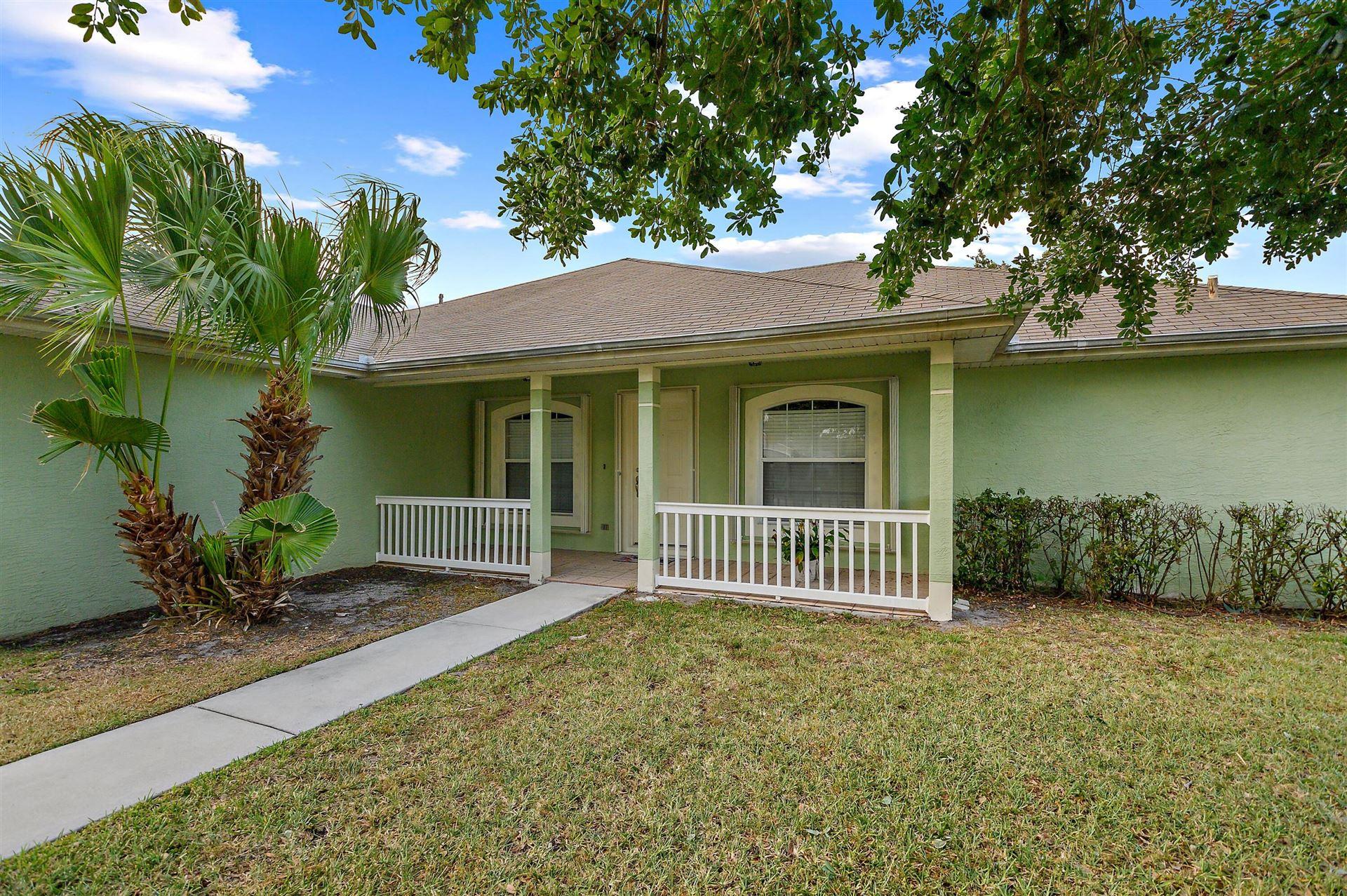 1014 SW College Park Road, Port Saint Lucie, FL 34953 - #: RX-10743595