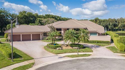 Photo of 17595 Bocaire Place, Boca Raton, FL 33487 (MLS # RX-10605596)
