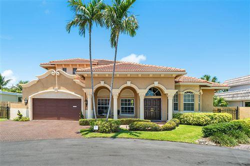 Photo of 681 NE 30th Place, Boca Raton, FL 33431 (MLS # RX-10612596)
