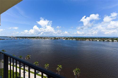 Photo of 1801 S Flagler Drive #1703, West Palm Beach, FL 33401 (MLS # RX-10696596)