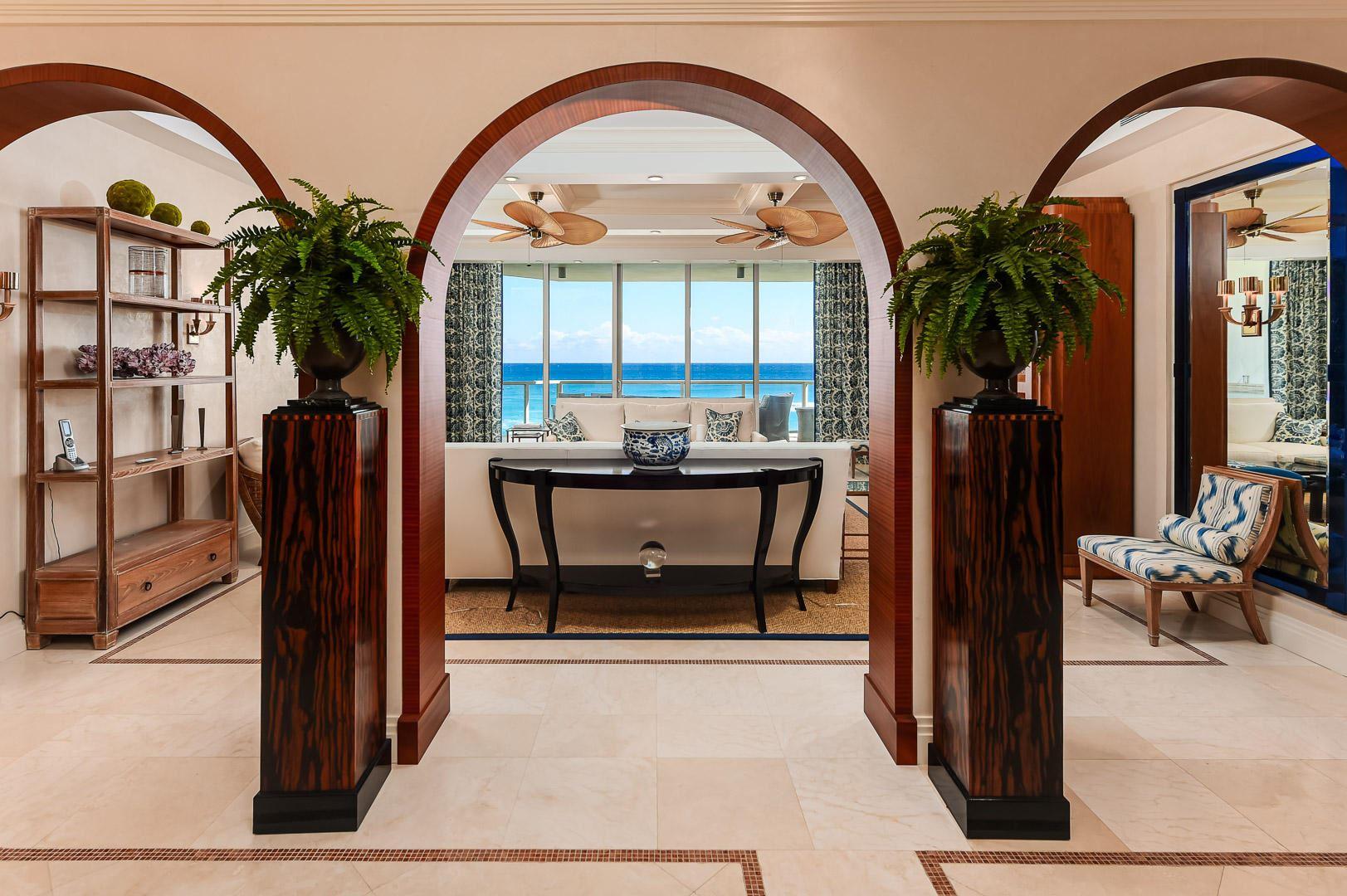 3000 S Ocean Boulevard #406, Palm Beach, FL 33480 - #: RX-10594596