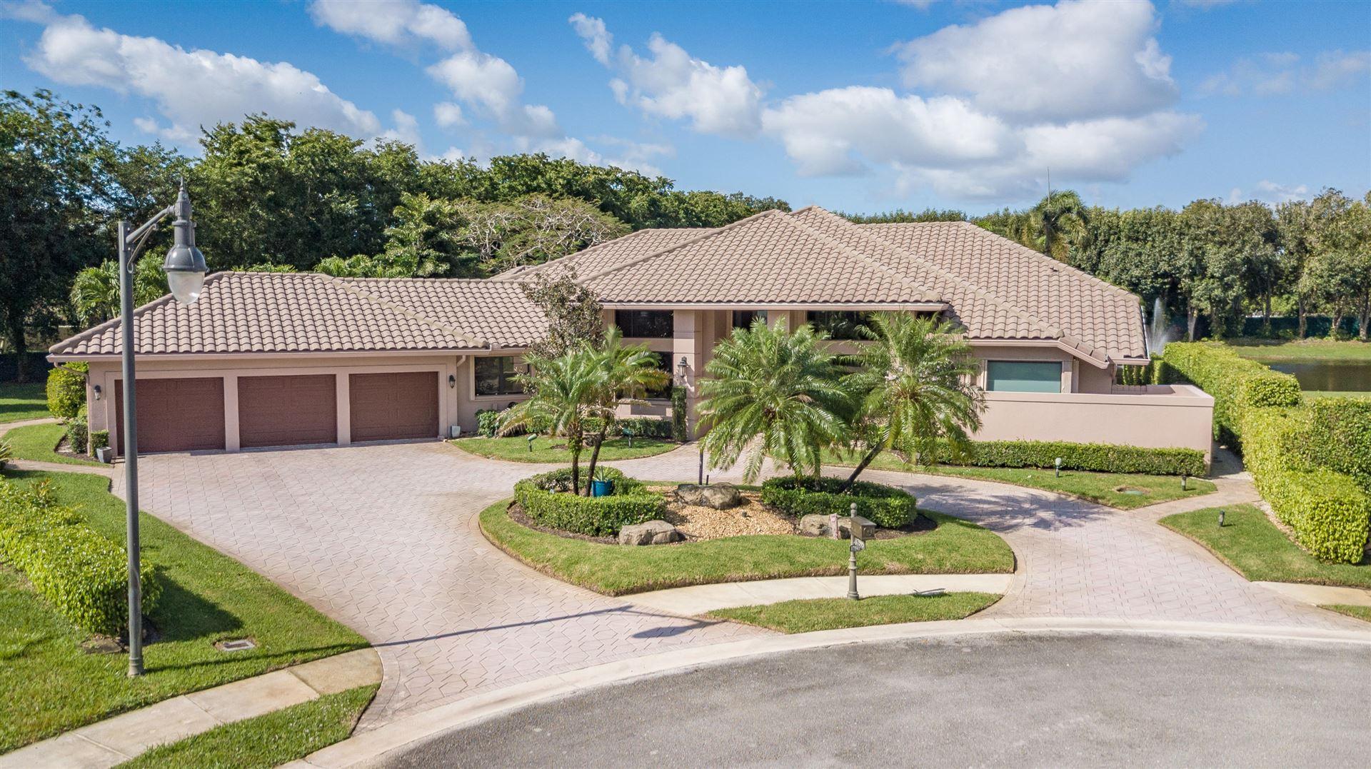 17595 Bocaire Place, Boca Raton, FL 33487 - #: RX-10605596