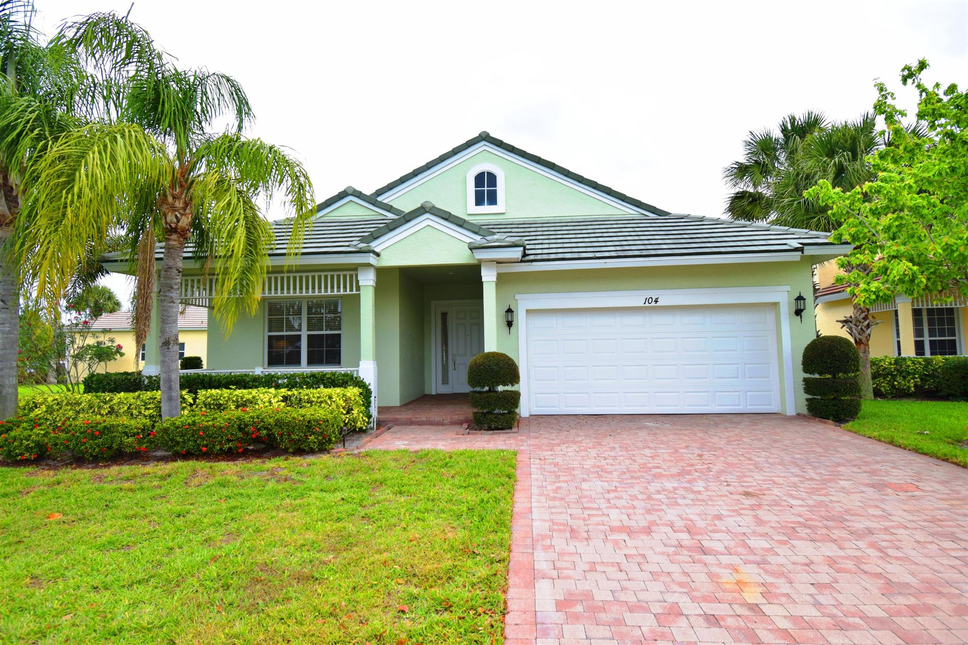 104 NW Willow Grove Avenue, Port Saint Lucie, FL 34986 - #: RX-10655596