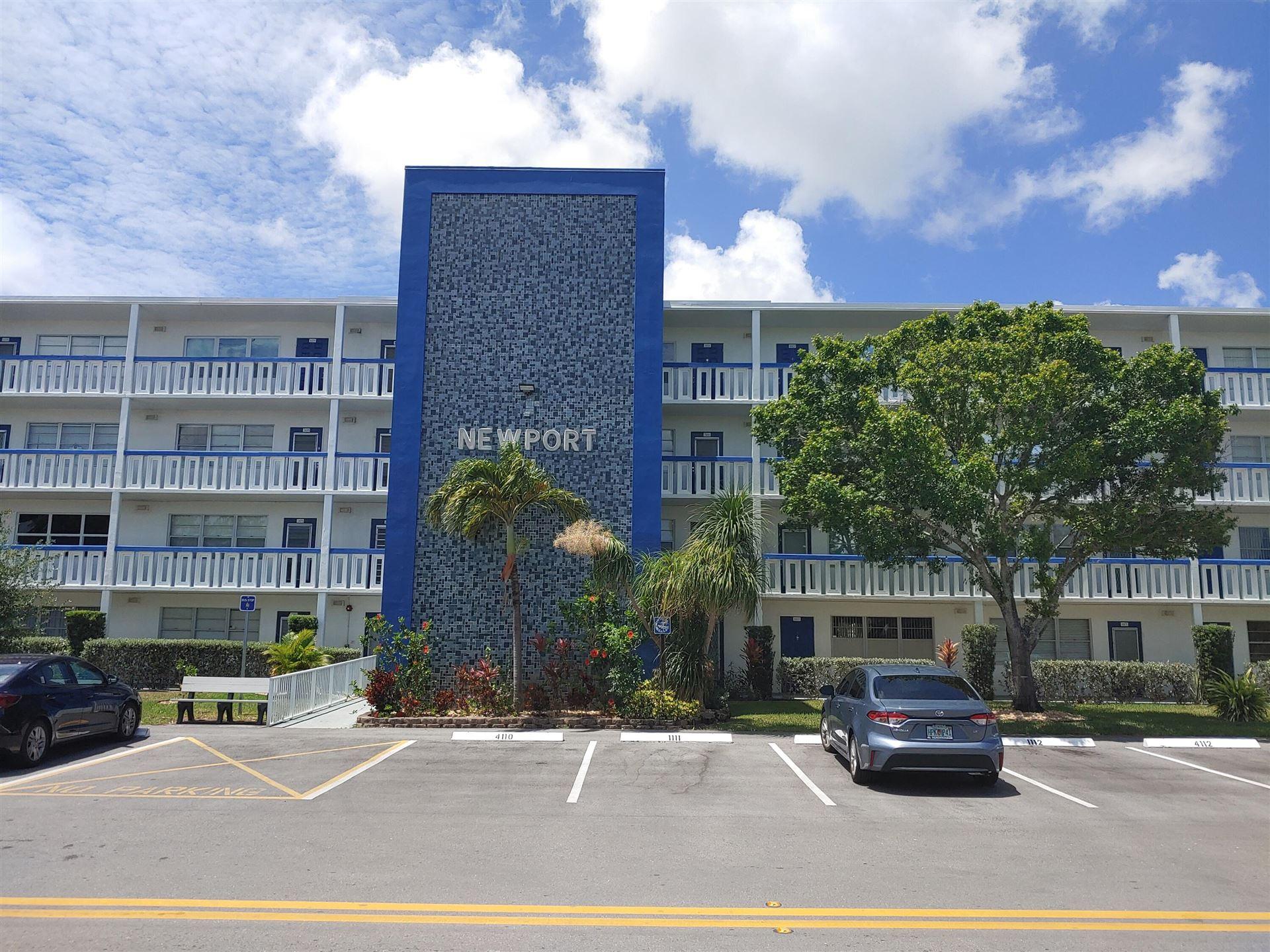1113 Newport U #1113, Deerfield Beach, FL 33442 - MLS#: RX-10701596