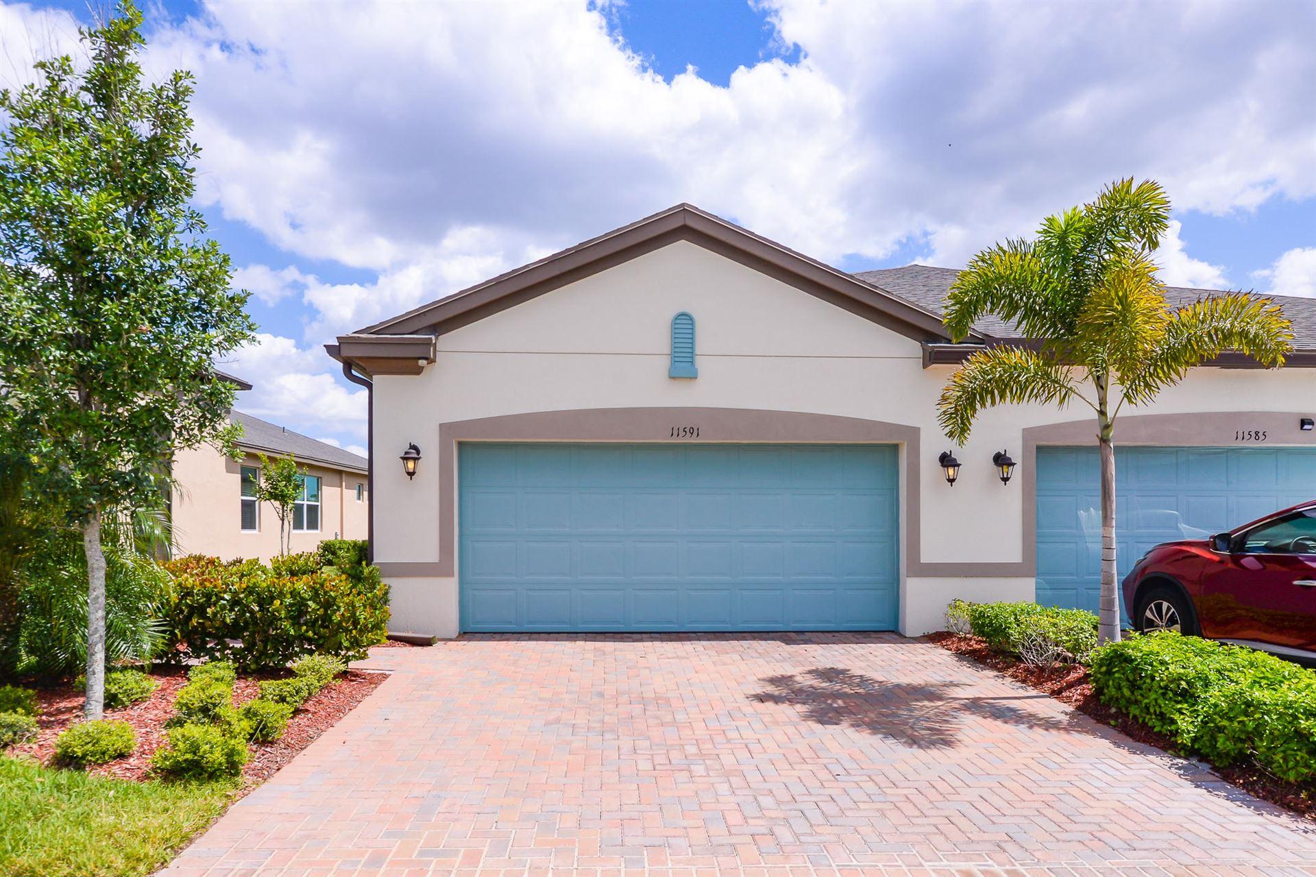 11591 SW Lake Park Drive, Port Saint Lucie, FL 34987 - #: RX-10706596