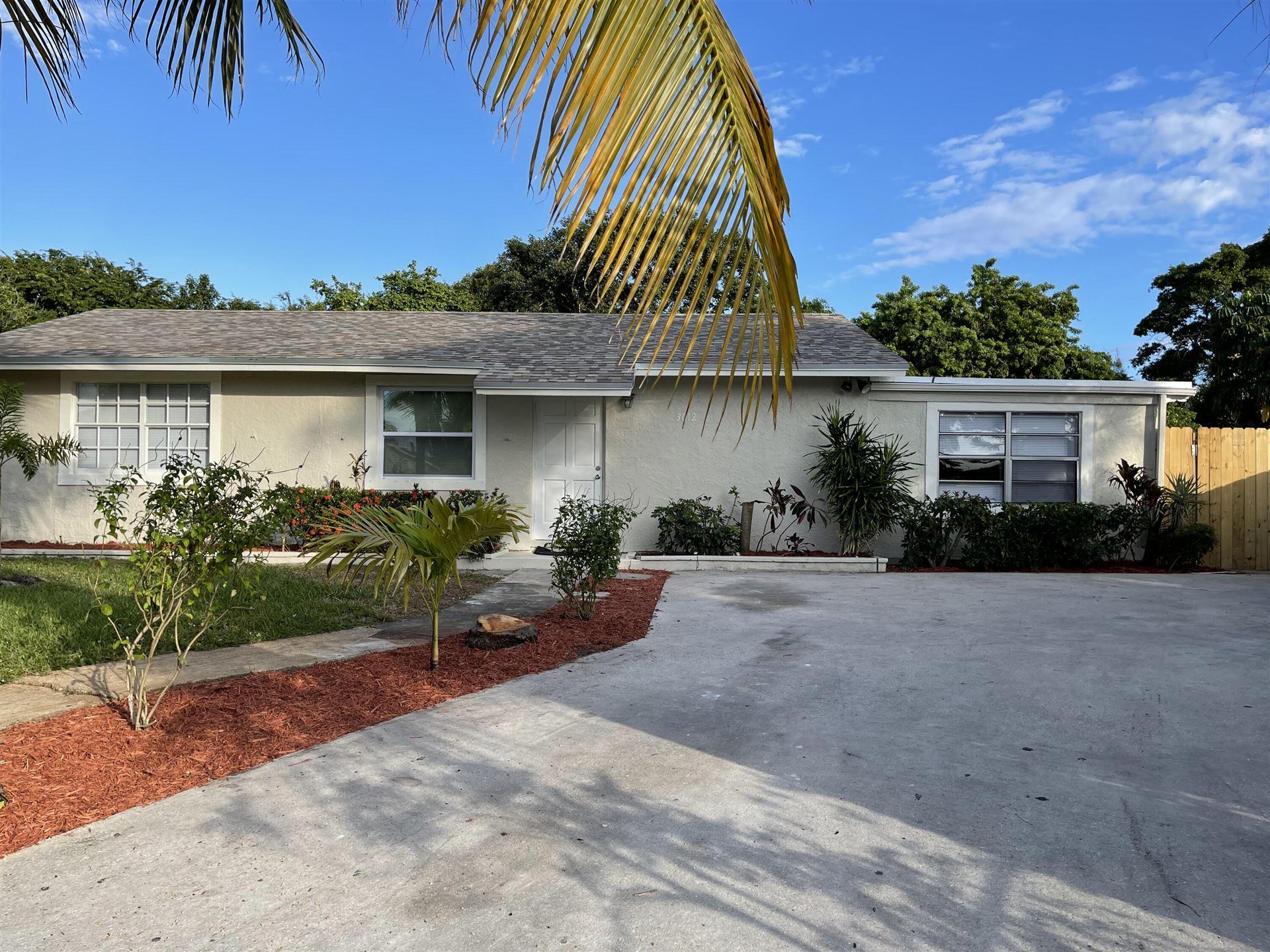 3012 E Palm Drive, Boynton Beach, FL 33435 - MLS#: RX-10727596