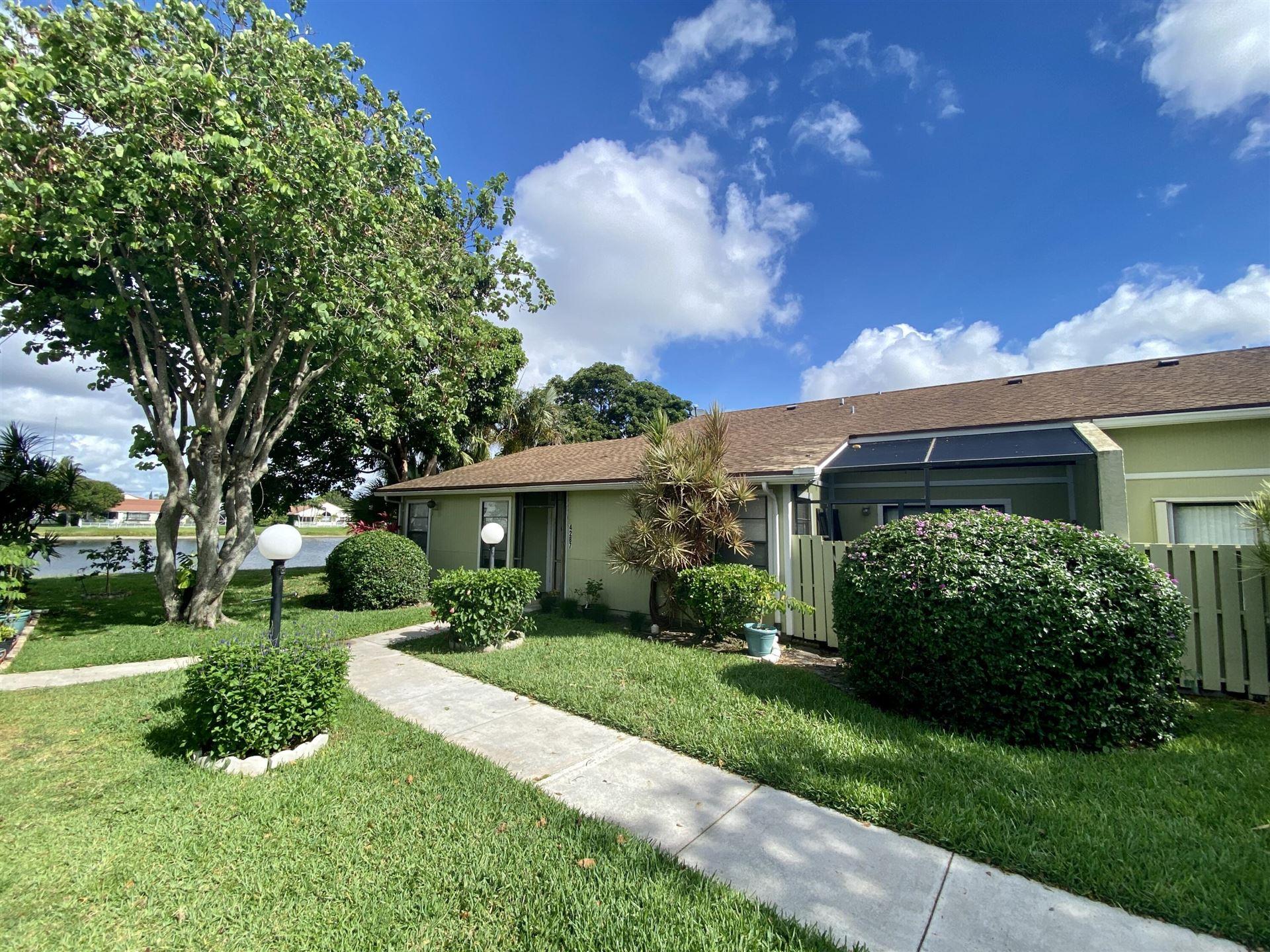 4287 Willow Pond Circle, West Palm Beach, FL 33417 - #: RX-10732596