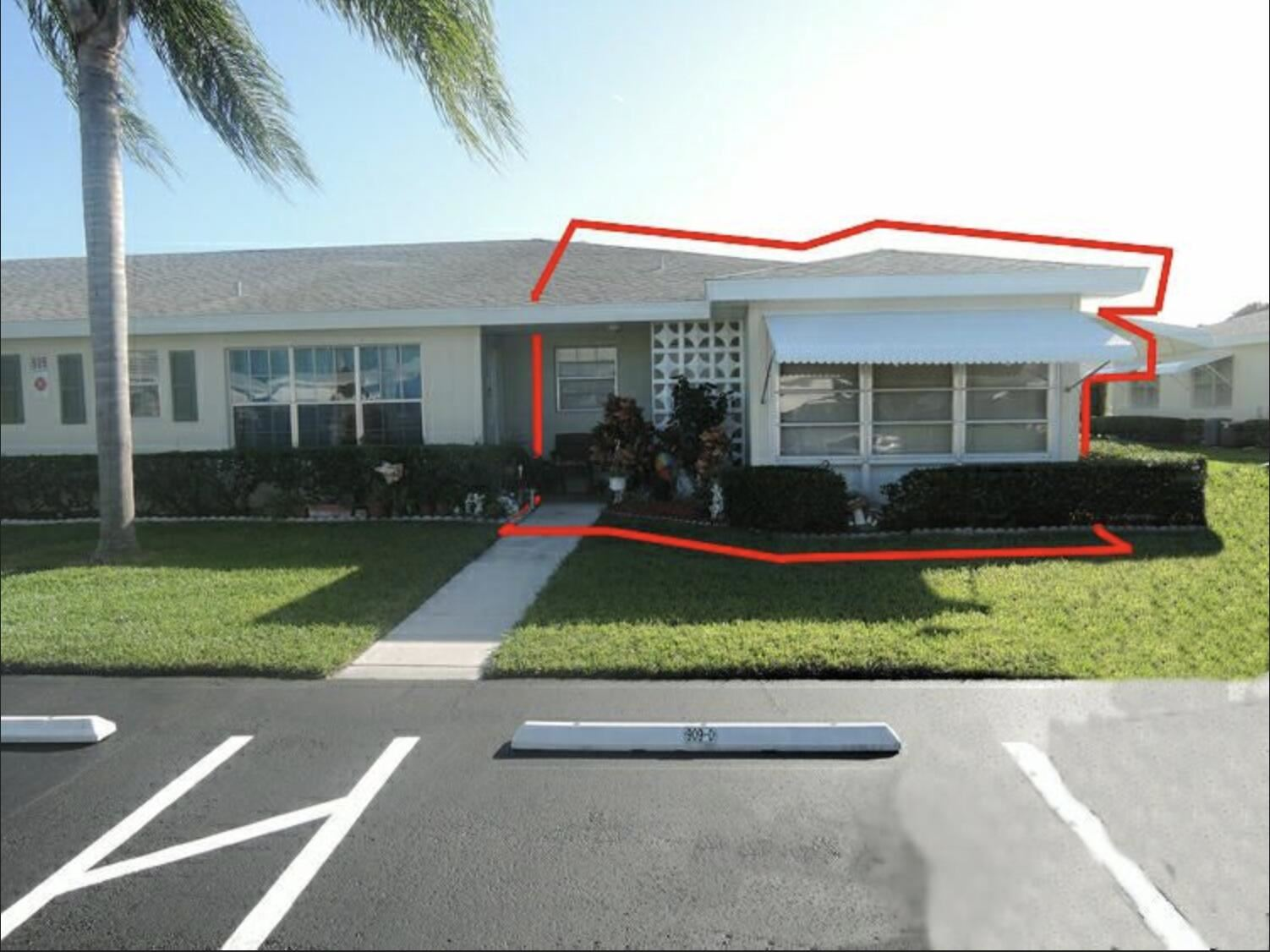 909 Savannas Point Drive #D, Fort Pierce, FL 34950 - #: RX-10741596