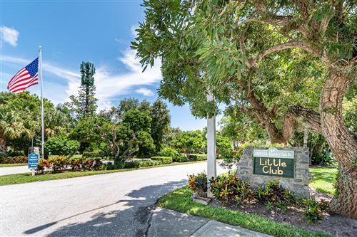 Photo of 18081 SE Country Club Drive #27-269, Tequesta, FL 33469 (MLS # RX-10738597)