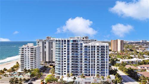 Photo of 801 Briny Avenue #1103, Pompano Beach, FL 33062 (MLS # RX-10754597)