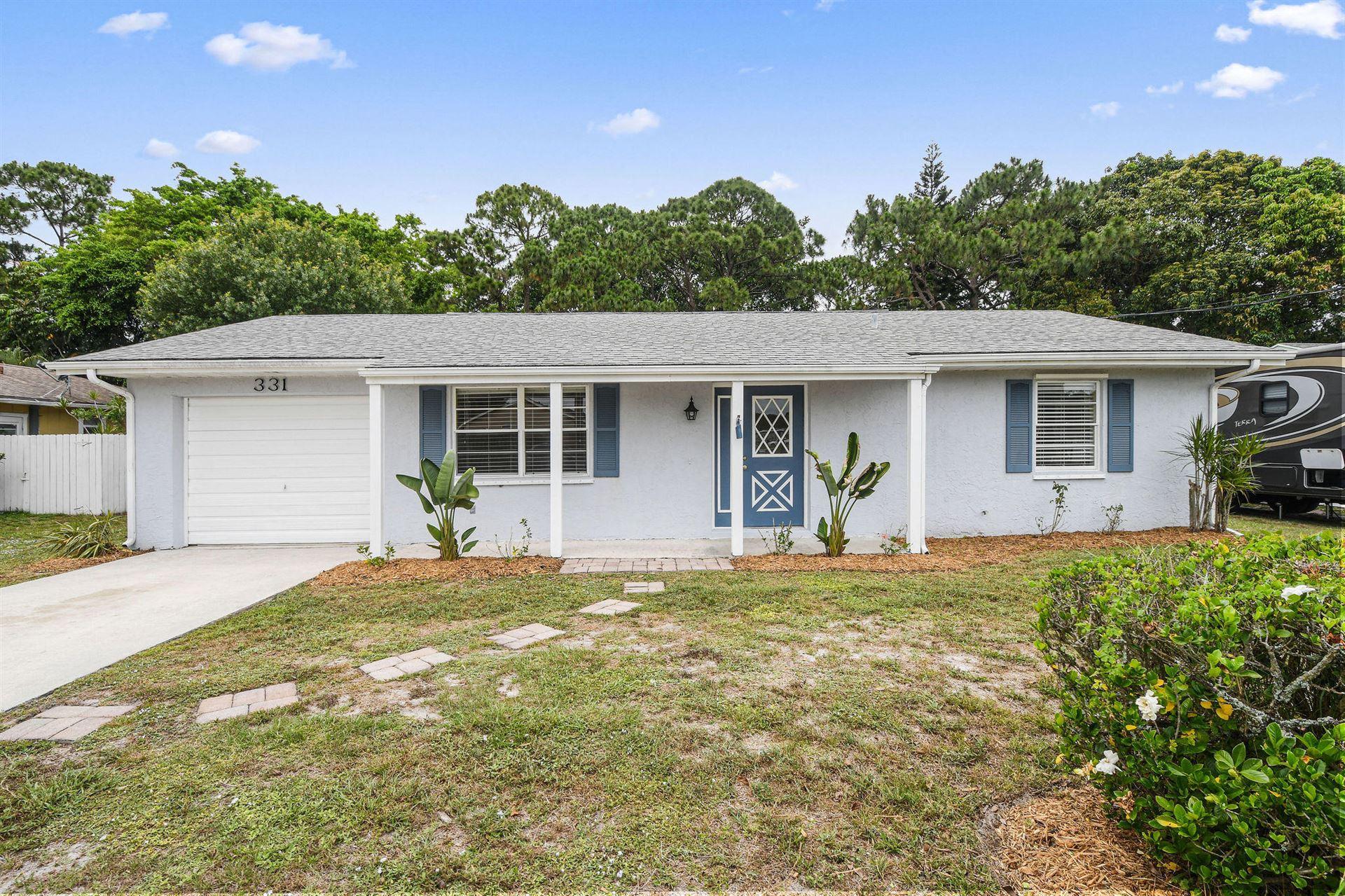 331 SE Voltair Terrace, Port Saint Lucie, FL 34983 - MLS#: RX-10703597