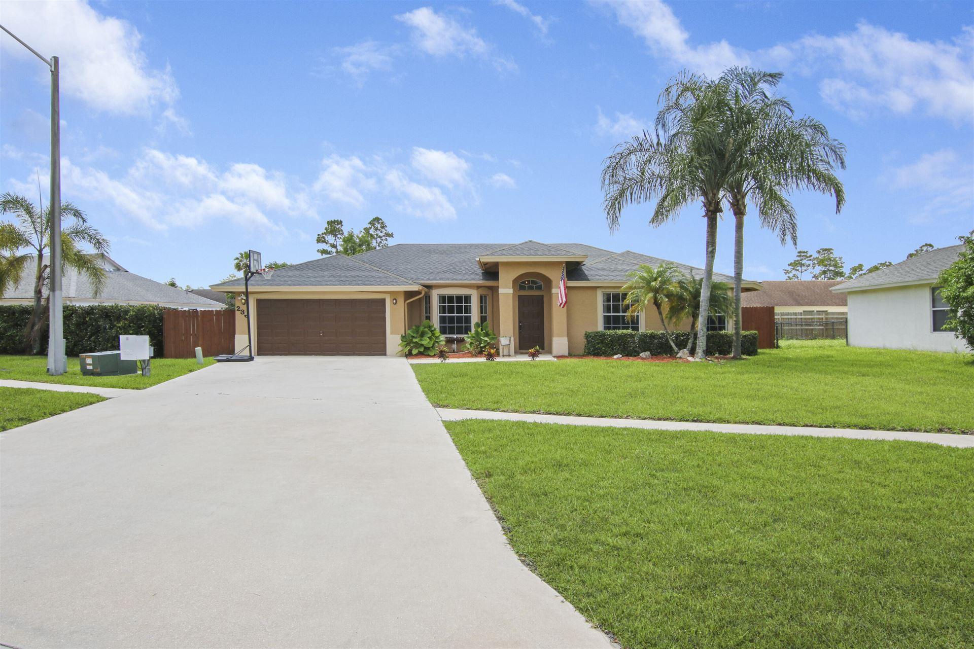 236 Park Road N, Royal Palm Beach, FL 33411 - MLS#: RX-10712597