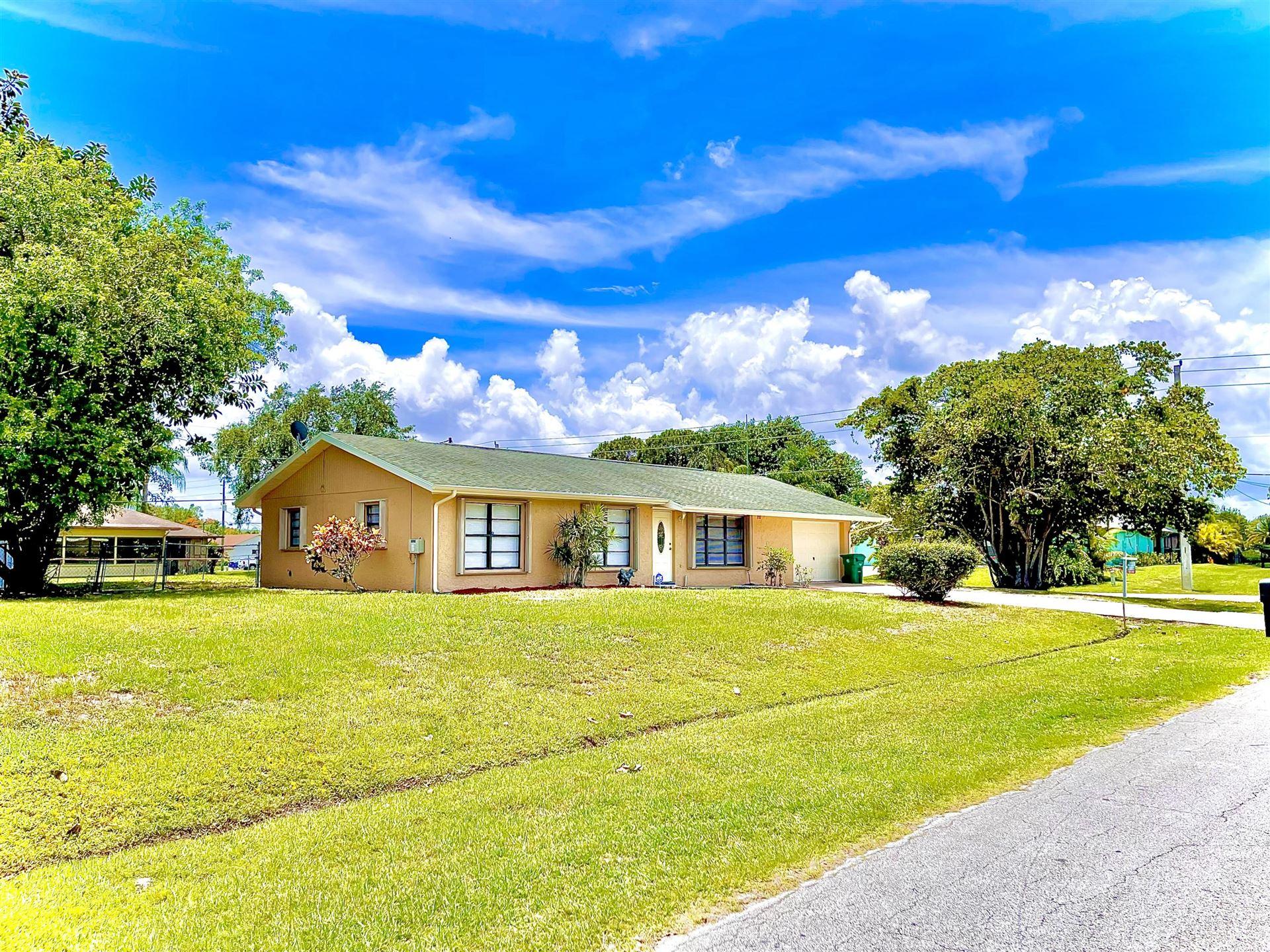 202 SE Wallace Terrace, Port Saint Lucie, FL 34953 - #: RX-10722597