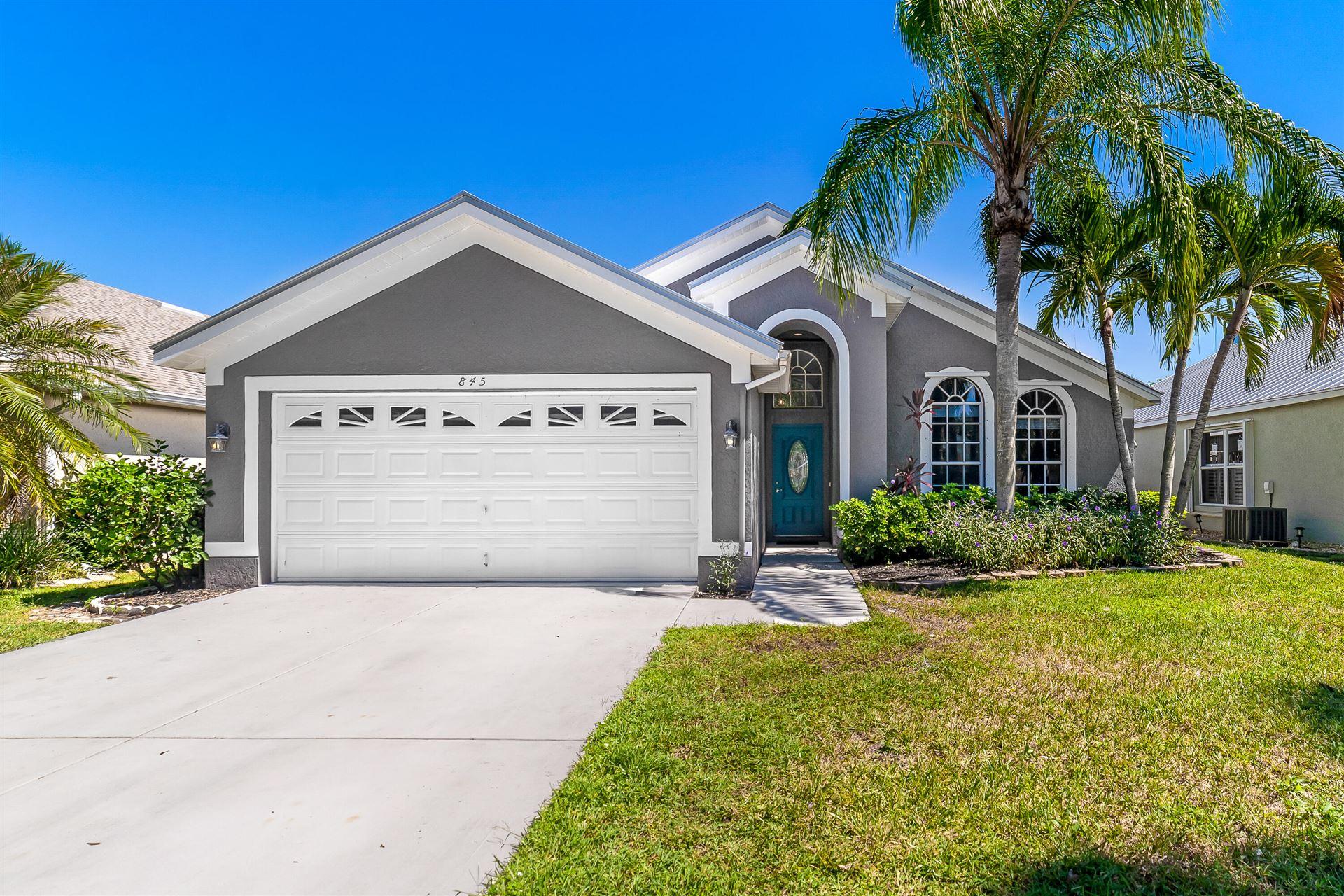 845 NW Waterlily Place, Jensen Beach, FL 34957 - MLS#: RX-10748597