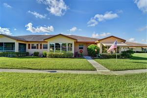 Photo of 14639 Canalview Drive #C, Delray Beach, FL 33484 (MLS # RX-10573598)