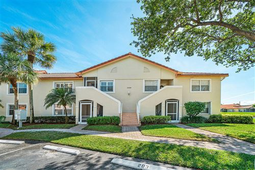 Photo of 15209 S Tranquility Lake Drive #203, Delray Beach, FL 33446 (MLS # RX-10608598)