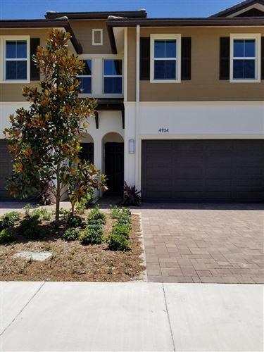 Photo of 4924 Pointe Midtown Way #21, Palm Beach Gardens, FL 33418 (MLS # RX-10638598)