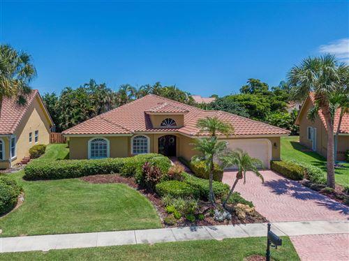 Photo of 23029 L'Ermitage Circle, Boca Raton, FL 33433 (MLS # RX-10643599)