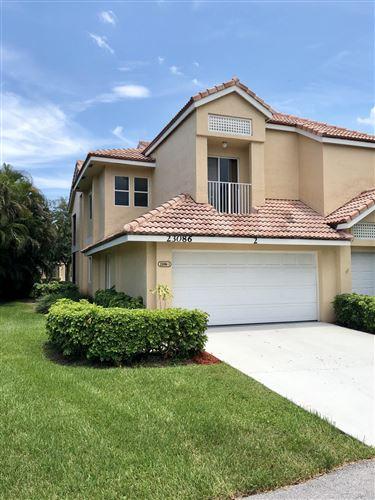 Photo of 23086 Island View Drive #2, Boca Raton, FL 33433 (MLS # RX-10714599)