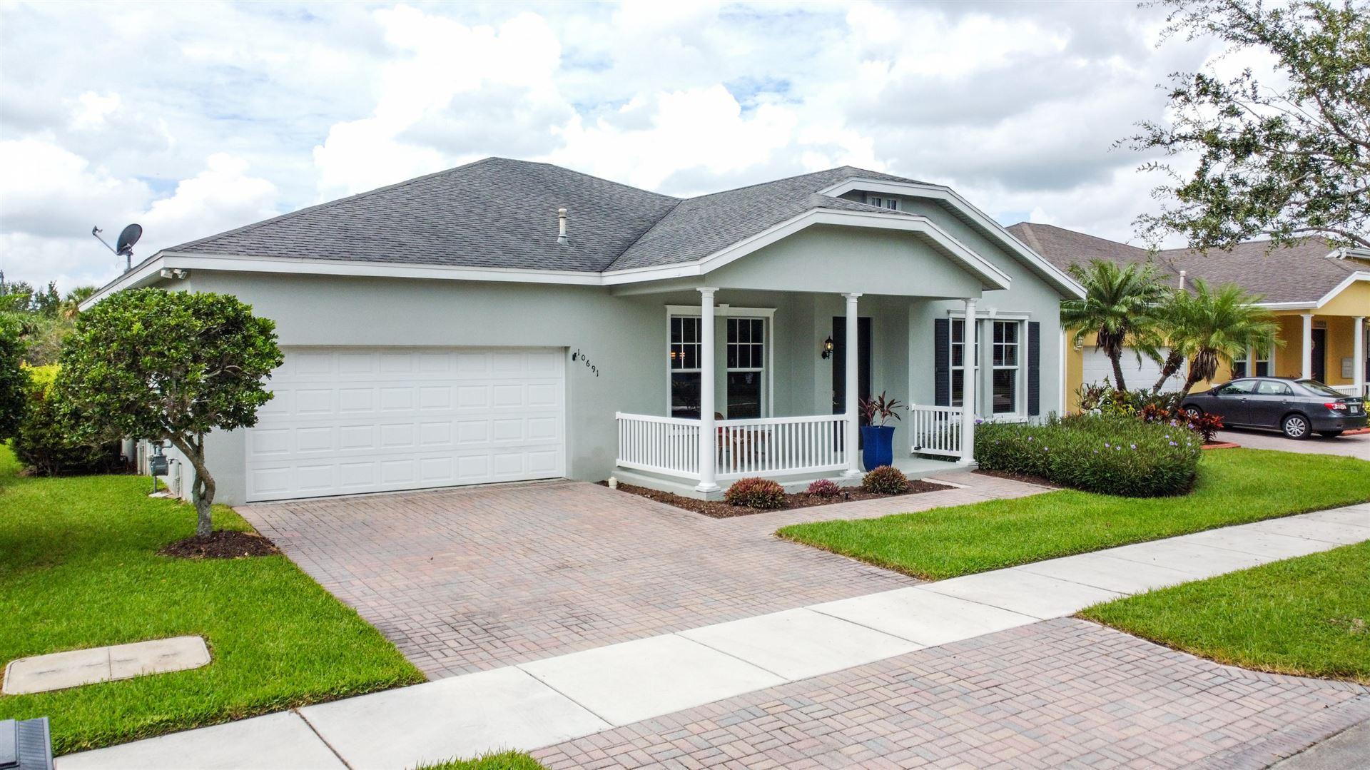 10691 SW Waterway Lane, Port Saint Lucie, FL 34987 - #: RX-10631599