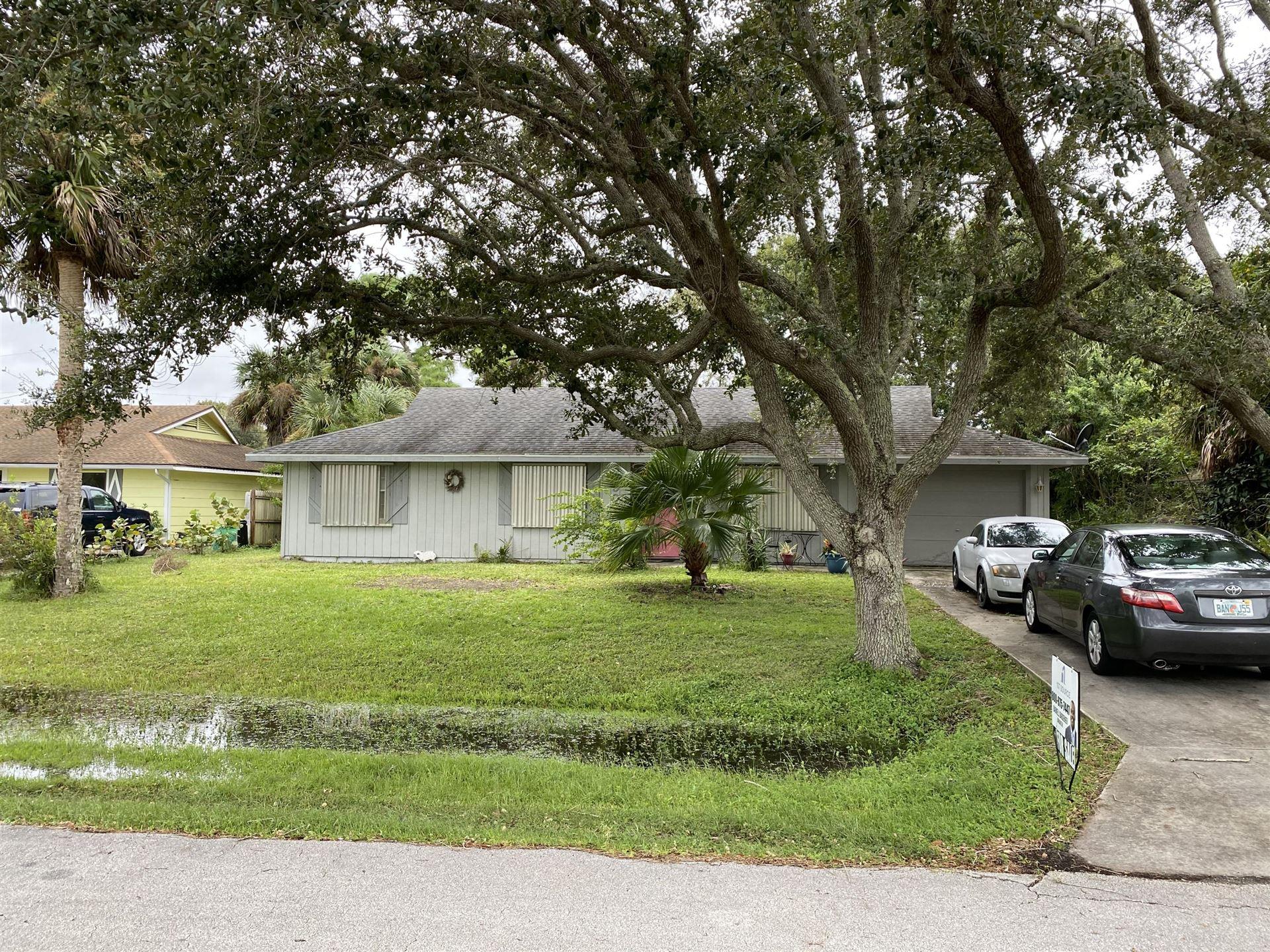 4907 Myrtle Drive, Fort Pierce, FL 34982 - #: RX-10670599