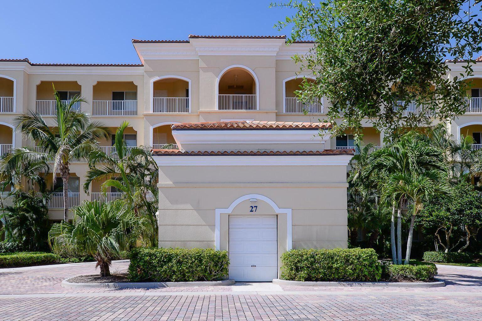 27 Harbour Isle Drive W #202, Fort Pierce, FL 34949 - MLS#: RX-10752599