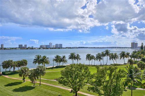 Photo of 801 Lake Shore Drive #514, Lake Park, FL 33403 (MLS # RX-10628600)