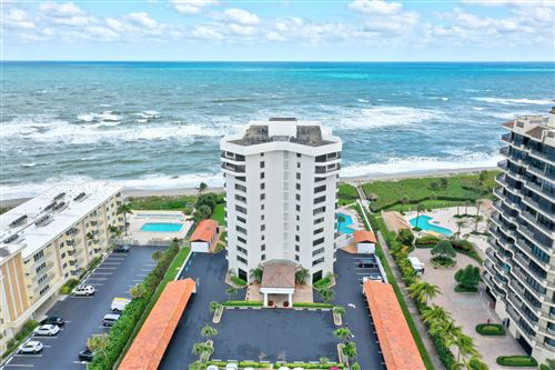 Photo of 600 Ocean Drive #8-D, Juno Beach, FL 33408 (MLS # RX-10668600)