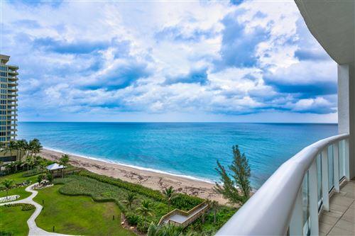 Photo of 4600 N Ocean Drive #802, Singer Island, FL 33404 (MLS # RX-10754600)