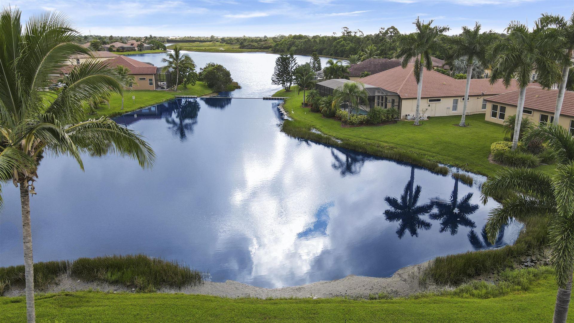 Photo of 853 SW Grand Reserve Boulevard, Port Saint Lucie, FL 34986 (MLS # RX-10654600)